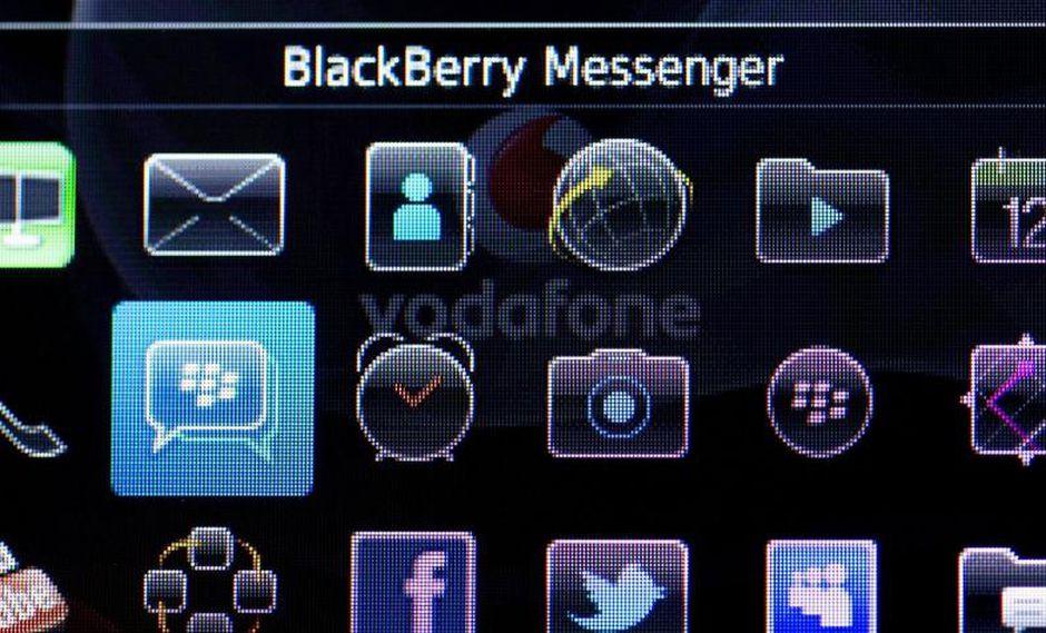 'BBM' dejó de funcionar y ahora sus usuarios deberán migrar a la versión corporativa conocida como BBMe. (Foto: El Tiempo, GDA)