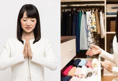Los consejos de orden de Marie Kondo que puedes aplicar en tiempos de cuarentena