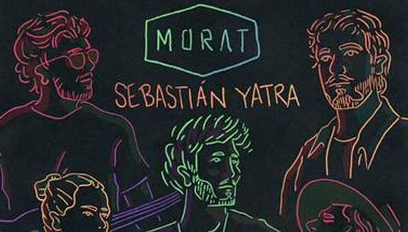 """Morat y Sebastián Yatra se unieron para crear """"Bajo la mesa"""". (Foto:Difusión)"""