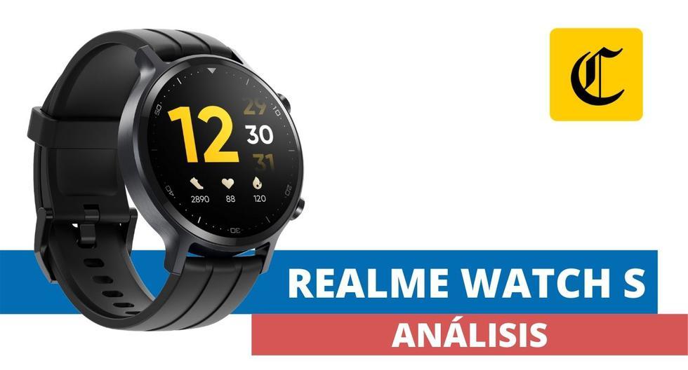 Realme trae al mercado peruano un smartwatch funcional, bonito, ligero, que cumpla con las funciones estándar que esta categoría ofrece. ¿Será suficiente para lo que necesita el usuario? (El Comercio)