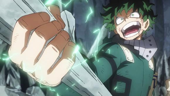 My Hero Academia: lo que debes recordar antes de ver la temporada 4 de Boku no Hero Academia (Foto: @heroaca_anime)
