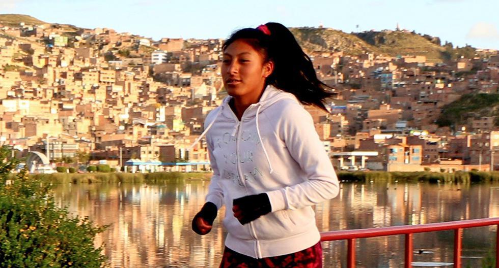 Sofía Mamani alcanzó la marca necesaria para clasificar al Sudamericano U20, e incluso logró meterse en el Panamericano U20.