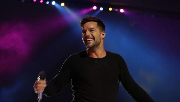 Ricky Martin es uno de los artistas de lujo que estarán en esta ceremonia. (Foto: AP)