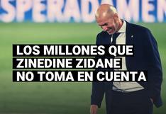 Real Madrid y los millones que gasta en delanteros que no cuentan para Zinedine Zidane