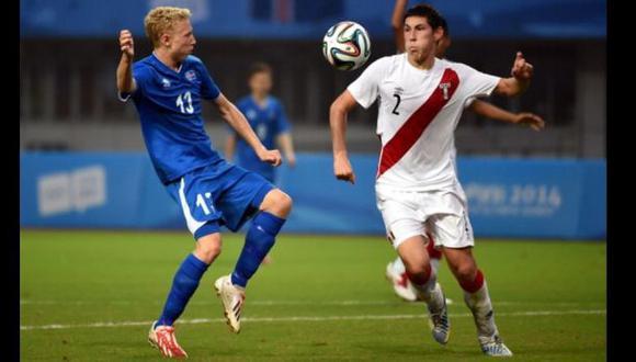 Perú podría ganar una medalla en fútbol en Nanjing 2014
