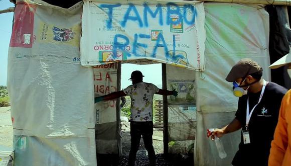 Áncash: Pueblo de Tambo Real lleva más de 15 días sin reportar nuevos casos de COVID-19. (Foto: captura de pantalla / GORE - ÁNCASH)