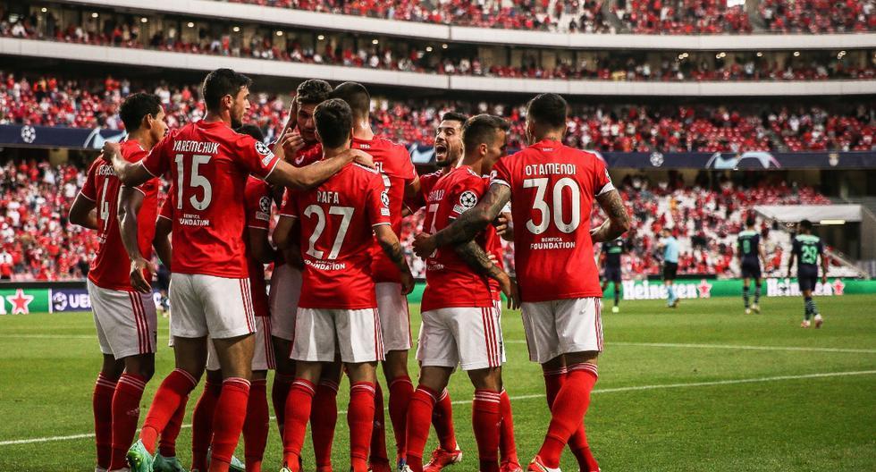 Resultado: Benfica derrotó 2-1 a PSV en la ida de los playoffs de la Champions League [RESUMEN y GOLES] | DEPORTE-TOTAL | EL COMERCIO PERÚ