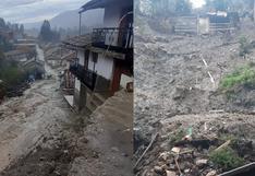 Ancash: Lluvias con granizada hicieron colapsar casa y dañaron otras 27 viviendas