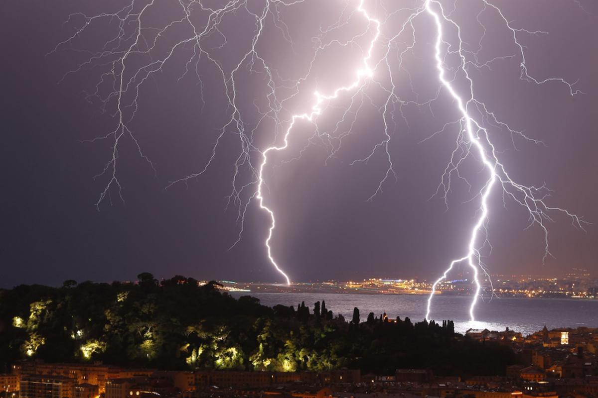 Rayos, relámpagos y truenos: ¿Cuál es su diferencia? | Tormentas |  Fenómenos meteorológicos | | TECNOLOGIA | EL COMERCIO PERÚ