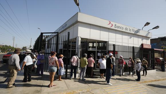 El segundo Bono Familiar Universal de 760 soles empezará a pagarse a partir de este mes.(Foto: Leandro Britto / GEC)