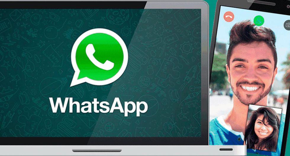 ¿Quieres realizar videollamadas desde WhatsApp Web? Conoce si se pueden hacer o no este tipo de comunicaciones desde la PC. (Foto: WhatsApp)