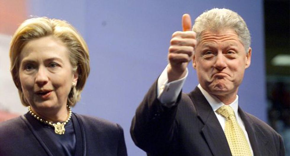 ¿Favoreció Hillary Clinton a su esposo Bill desde el gobierno?