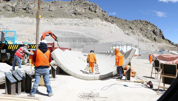 El proyecto Majes Siguas II aún no se destraba. (Foto: GEC)