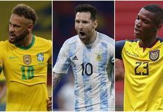 Copa América 2021: estos son los diez países que participarán en el certamen continental