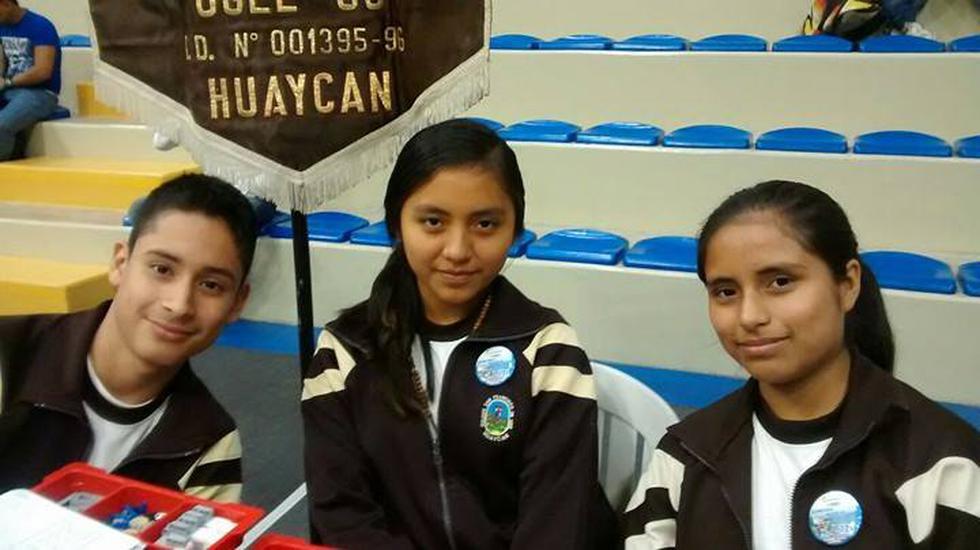 Escolares peruanos clasificaron a mundial de robótica de Qatar - 2