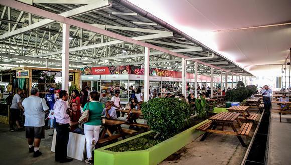 En la feria se ofrecieron productos agroindustriales, forestales, acuícolas y gastronómicos. (Foto: Andina)