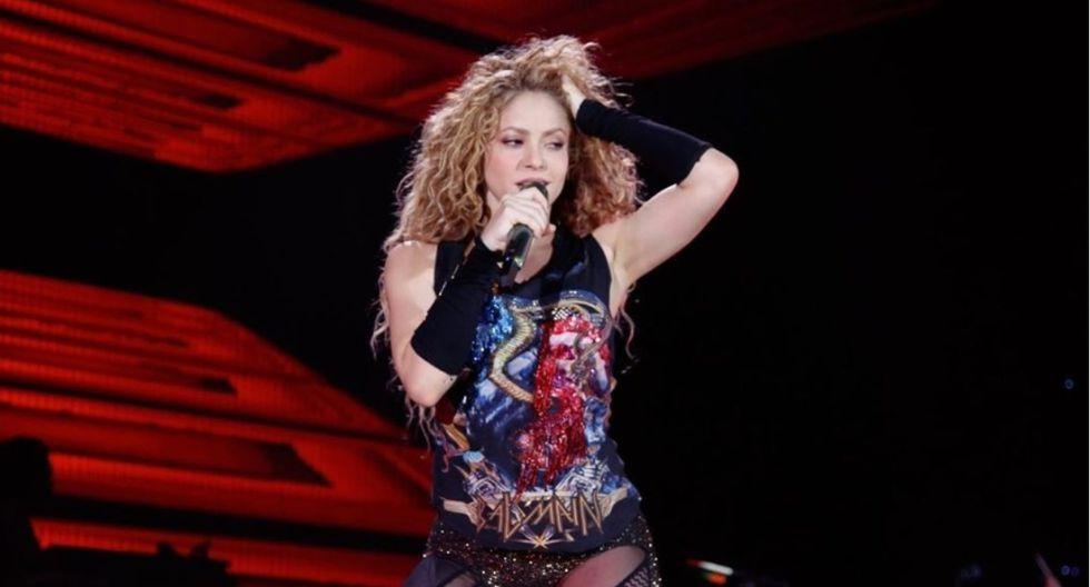 """Shakira causó polémica por pedir """"sacar a pasear"""" a los niños en medio de la cuarentena  (Foto: Instagram)"""