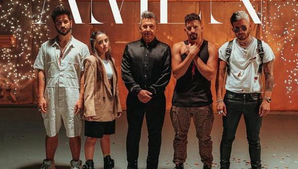 """Familia Montaner tendrá su propio reality """"sin libreto"""". Las grabaciones inician esta semana. (Foto: Instagram / @montaner)."""