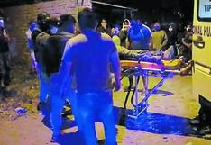 Huánuco: ciclista muere atropellado y conductor huye del lugar