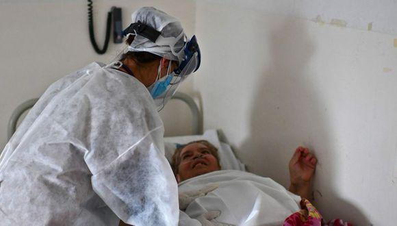 Coronavirus en Argentina | Ultimas noticias | Último minuto: reporte de infectados y muertos sábado 4 de julio del 2020 | Covid-19 | (Foto: AFP / RONALDO SCHEMIDT).