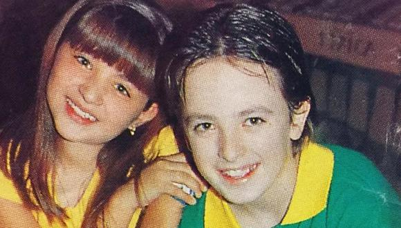 """Daniela Luján y Martín Ricca fueron protagonistas de """"El diario de Daniela"""" y volvieron a reencontrarse en """"Cómplices al rescate"""". (Foto: Televisa)"""