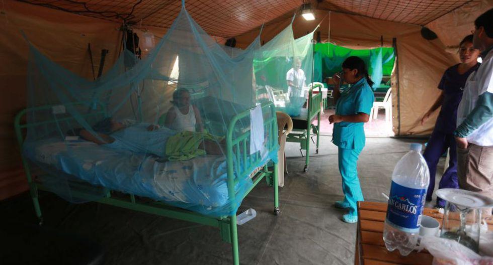 Tumán concentra el 90% de casos de dengue en Lambayeque [FOTOS] - 11