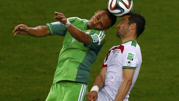 Nigeria igualó 0-0 con Irán y perdió terreno en el Grupo F