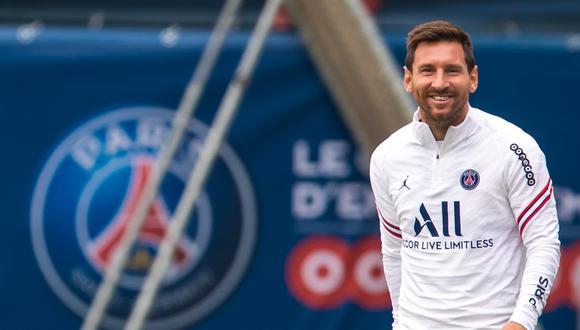 Lionel Messi podría debutar el viernes ante el Brestois. (Foto: EFE)
