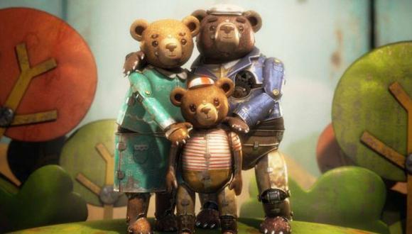 El corto chileno del oso melancólico que ganó el Óscar [VIDEO]