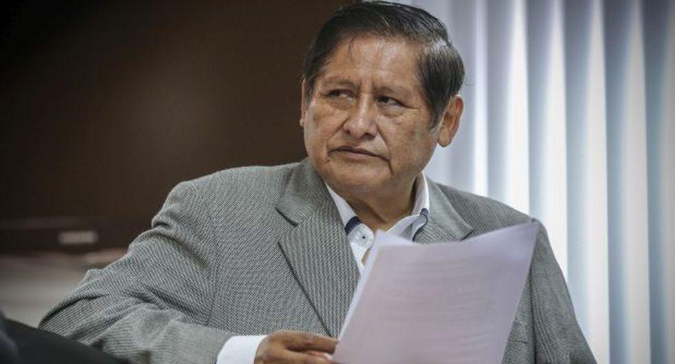 Pari es asesor de subgrupo de Presupuesto, confirma Villanueva