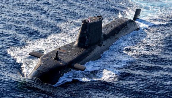 La nueva alianza proveerá de submarinos de propulsión nuclear a la flota australiana. (MINISTERIO DE DEFENSA DE R. UNIDO).