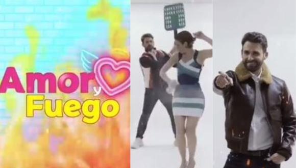 """Willax lanzó un nuevo adelanto de """"Amor y Fuego"""". (Foto: @alejandrabaigorria)"""