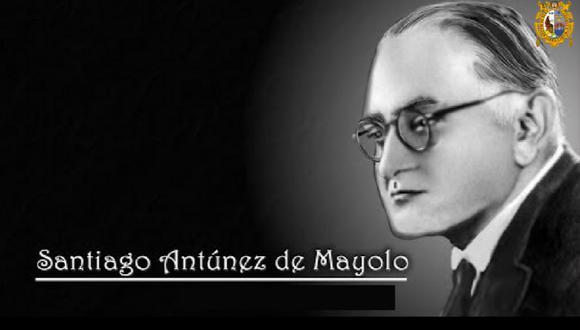 """Santiago Antúnez de Mayolo, considerado el """"Titán de las hidroeléctricas"""". (Imagen: UNMSM)"""
