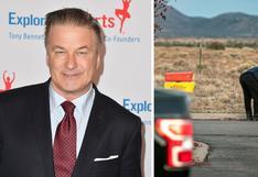 Alec Baldwin: revelan primeras imágenes del actor tras matar por accidente a directora de fotografía