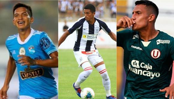 Martín Távara, Kluiverth Aguilar y Alex Valera fueron convocados por Ricardo Gareca.