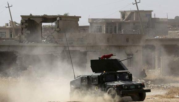 Estado Islámico resiste en Mosul con ejecuciones e incendios