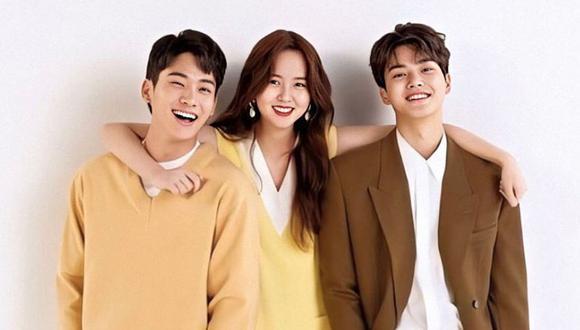 """""""Love Alarm"""" es protagonizada por Kim So Hyun, Song Kang y Jung Ga Ram (Foto: Netflix)"""