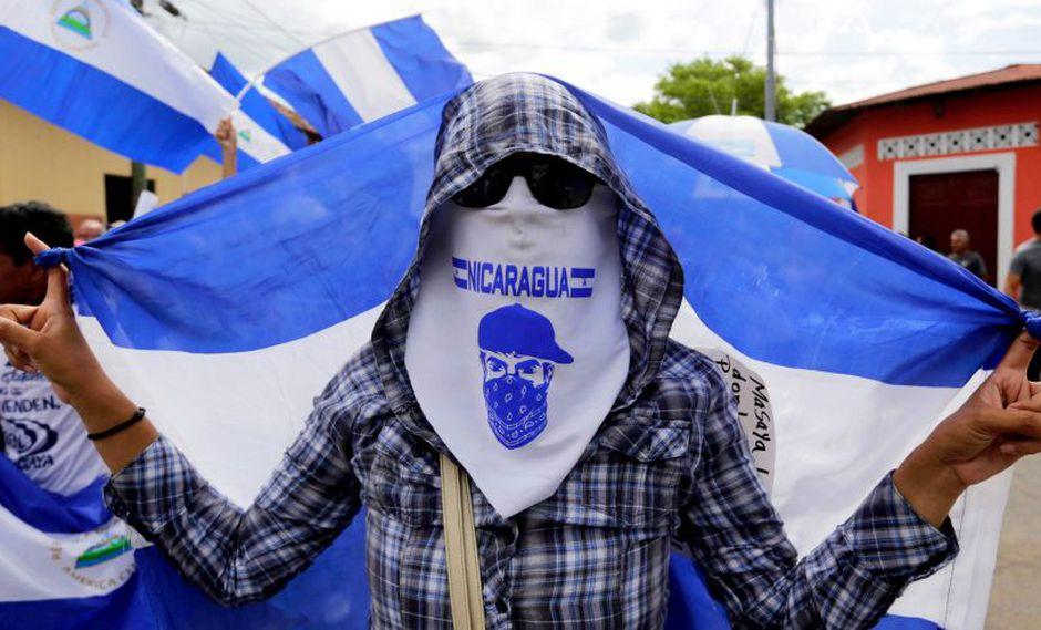 """Nicaragua se convertirá en """"Venezuela"""" si no se detiene represión. (Foto: AFP)"""
