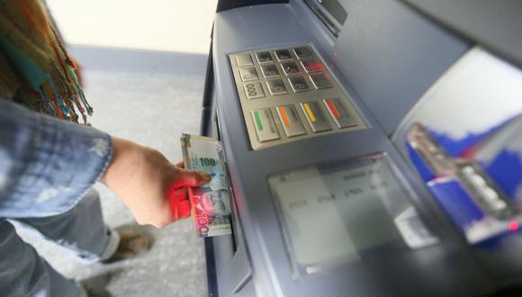 El mayor saldo en cuentas de ahorro fue clave para este desempeño. (Foto: Miguel Bellido | GEC)