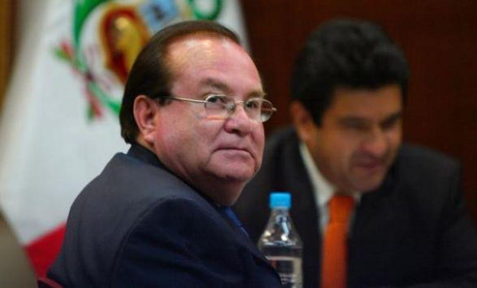 Luis Nava Guibert deberá seguir cumpliendo con la orden de 36 meses de prisión preventiva en su contra por el presunto delito de lavado de activos. (Foto: GEC)