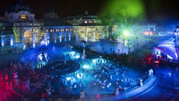 Budapest: La fiesta con temperaturas bajo 0 para celebrar Año Nuevo. (Foto referencial:  Gza. Sparty)