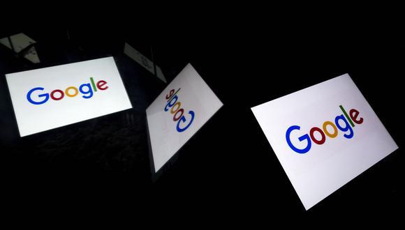 Francia multa a Google con 500 millones de euros para que negocie con los medios por el uso de sus noticias. (Lionel BONAVENTURE / AFP).