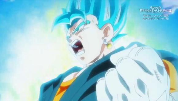 (Foto: Captura de pantalla/Dragon Ball Heroes)