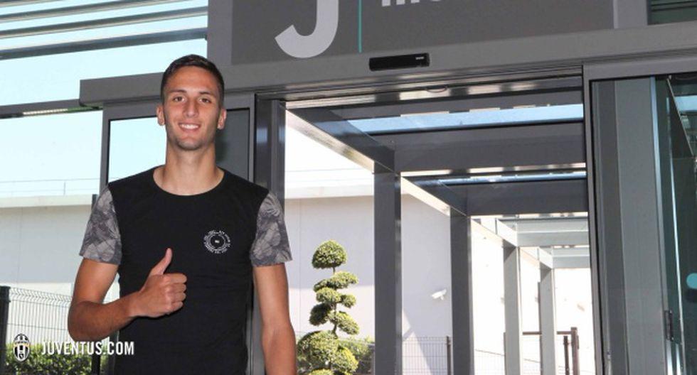 Juventus ficha a figura de 19 de años de Boca Juniors