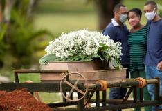 Brasil roza las 420.000 muertes por coronavirus pese a caída de los decesos