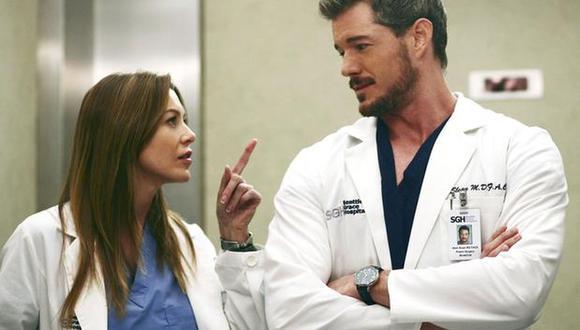Meredith está inconsciente y la clave de la historia fue llevarnos a los sueños de la protagonista, donde se 'encuentra' con personajes que murieron (Foto: ABC)