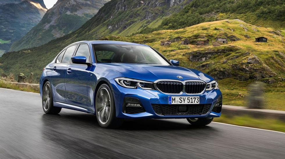 El nuevo BMW Serie 3 equipa un motor de 4 cilindros en línea que desarrolla 225 HP. (Fotos: BMW).