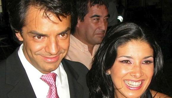 La actriz de la Familia P.Luche reveló que fue una relación algo difícil la que vivió con Eugenio Derbez (Foto: Televisa)