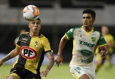 Defensa y Justicia empató sin goles contra Coquimbo Unido en la ida de las semifinales de la Copa Sudamericana