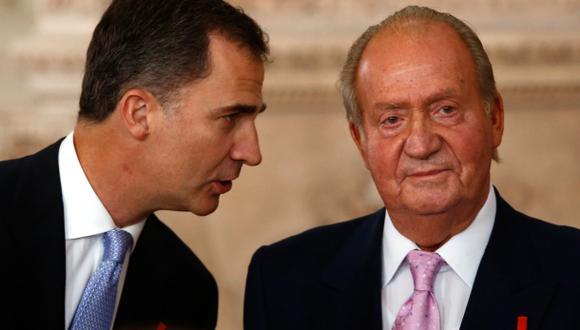 España: Juan Carlos I tendrá en un mes privilegios judiciales